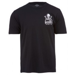 T-SHIRT DICKIES SELKIRK - BLACK