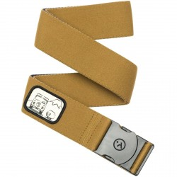 CEINTURE ARCADE NATIVE RAMBLER - METAL BROWN CAMPER