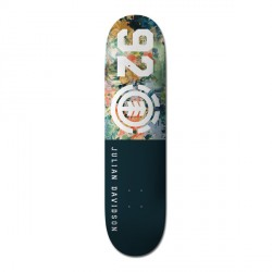 BOARD ELEMENT FLORAL 92 JULIAN DAVIDSON - 8.0""