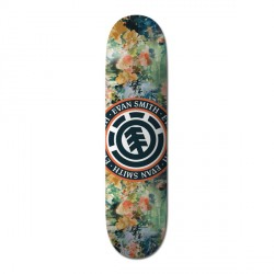 BOARD ELEMENT FLORAL SEAL EVAN SMITH - 8.3""