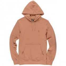 SWEAT ELEMENT CORNELL FT HOODIE - SANDSTONE