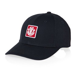 CASQUETTE ELEMENT TREELOGO BOY CAP - ECLIPSE NAVY