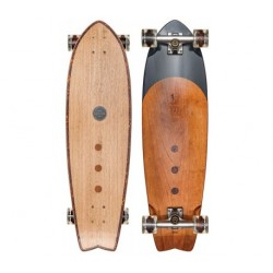 LONGBOARD GLOBE CHROMANTIC - CHERRY TORTOISE
