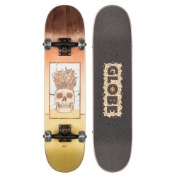 SKATEBOARD COMPLET GLOBE CELESTIAL GROWTH MINI - 7.0""