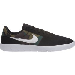 CHAUSSURE NIKE SB TEAM CLASSIC - BLACK WHITE CAMO