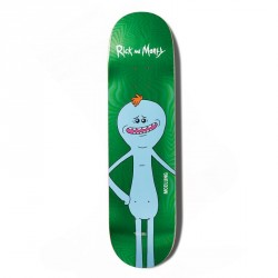 BOARD PRIMITIVE X RICK & MORTY MCCLUNG MR MEESEEKS 8.0 - GREEN