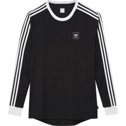 T-SHIRT ADIDAS CALI BB L/S - BLACK WHITE