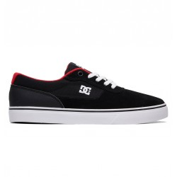 CHAUSSURES DC SHOES SWITCH - BLACK ATHLETIC RED