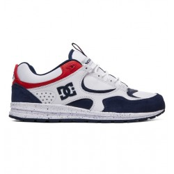 CHAUSSURES DC SHOES KALIS LITE SE - WHITE RED BLUE