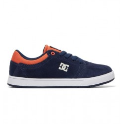 CHAUSSURES DC KID SHOES CRISIS - INDIGO