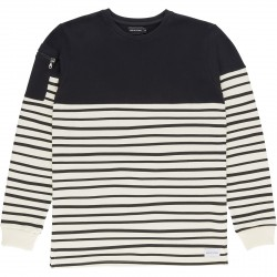 SWEAT BASK IN THE SUN ESPERANZA CREW - BLACK