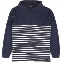 SWEAT BASK IN THE SUN ESPERANZA HOODIE - NAVY