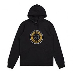 SWEAT BRIXTON FORTE INTL HOOD - BLACK