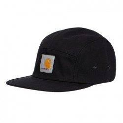 CASQUETTE CARHARTT BACKLEY CAP - BLACK