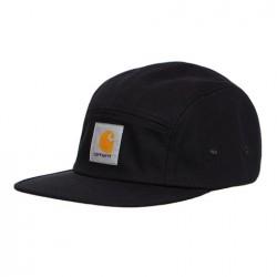 CASQUETTE CARHARTT BACKLEY CAP - BLACK