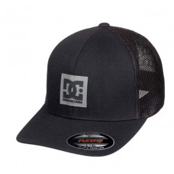 CASQUETTE DC SHOES MESHER TRUCKER - BLACK
