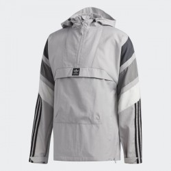 VESTE ADIDAS 3ST TRACK TOP- LIGHT GRANITE SOLID GREY