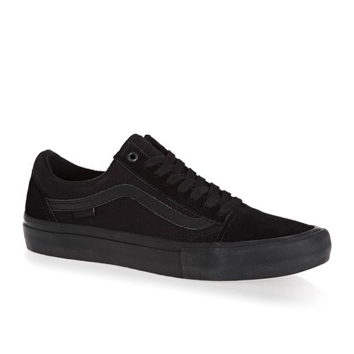 Chaussures Vans Old Skool Pro Blackout
