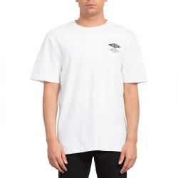 T-SHIRT VOLCOM V.I. BXY - WHITE