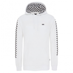 SWEAT VANS VERSA HOODIE - WHITE-CHECKERBRO