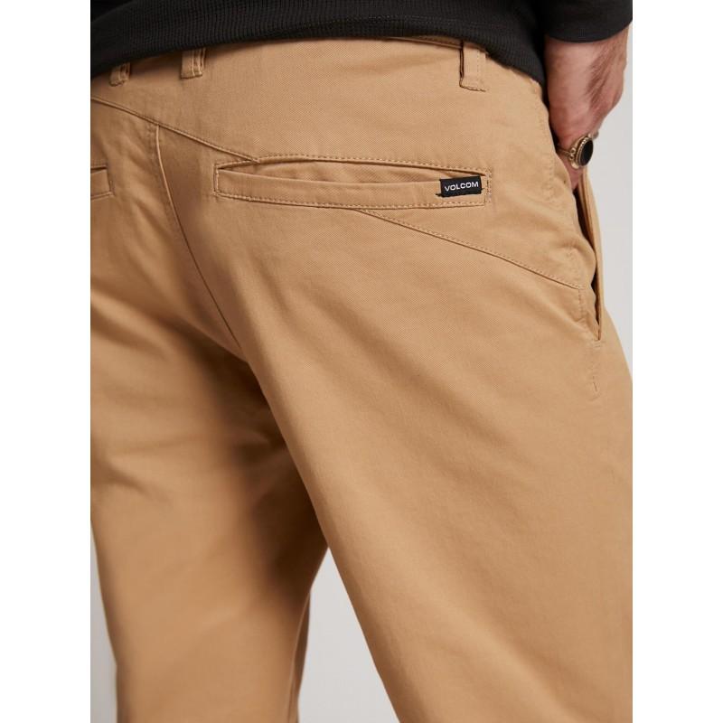Slim Volcom Gravel Chino Pantalon Frickin nkw8OP0X