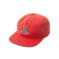 CASQUETTE VOLCOM V.I. CAP - BRIGHT RED