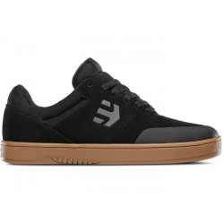 CHAUSSURES ETNIES MARANA X MICHELIN - BLACK DARK GREY GUM