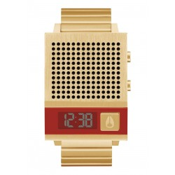 MONTRE NIXON DORK TOO - ALL GOLD