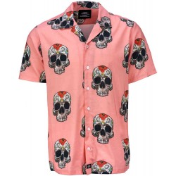 CHEMISE DICKIES BLOSSVALE - FLAMINGO