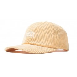 CASQUETTE STUSSY CORD LOW PRO