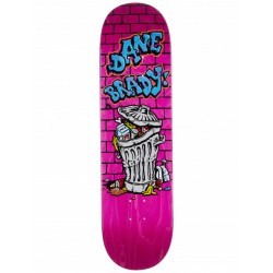 BOARD POLAR DANE BRADY TRASH CAN - 8.125