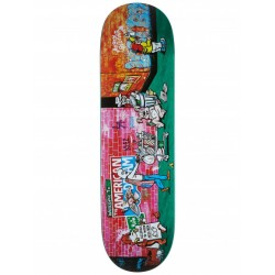 BOARD POLAR KLEZ SKID ROW - 8.25""