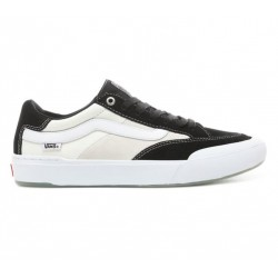 CHAUSSURES VANS BERLE PRO - BLACK WHITE
