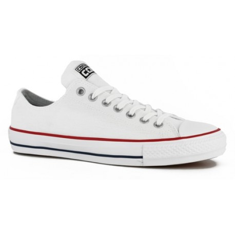 CHAUSSURES CONVERSE CHUCK TAYLOR ALL STAR PRO - WHITE WHITE