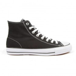 CHAUSSURES CONVERSE CHUCK TAYLOR ALL STAR HIGH PRO - BLACK WHITE