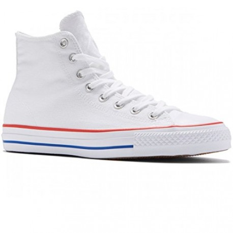 CONVERSE CHUCK TAYLOR ALL STAR HIGH PRO - WHITE RED