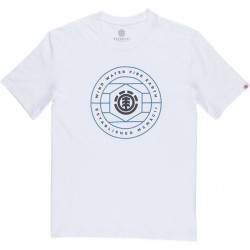 T-SHIRT ELEMENT BOY SWIVEL - OPTIC WHITE