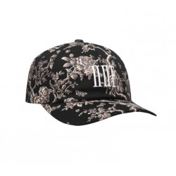 CASQUETTE HUF HIGHLINE CV - BLACK