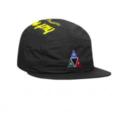 CASQUETTE HUF BOULEVARD VOLLEY HAT - BLACK