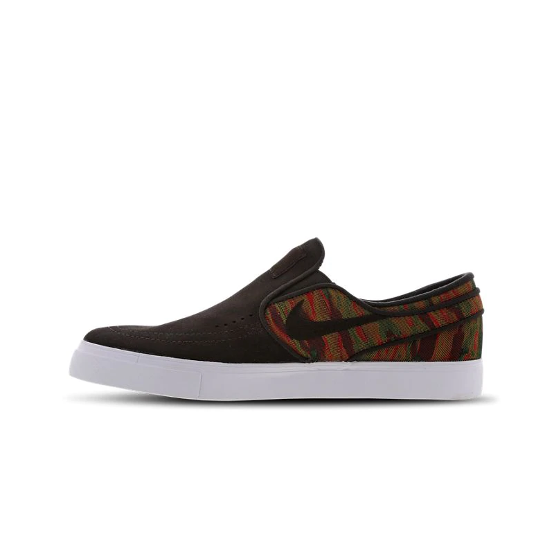 Brun Velours Sb Prm Nike Chaussures Slip Janoski CtsQdrBhx
