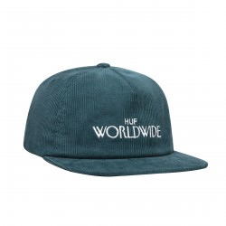 CASQUETTE HUF ARCHIVE CAP STRAPBACK - DEEP JUNGLE