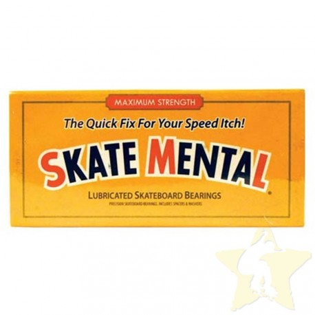 ROULEMENTS SKATE MENTAL SPEED ITCH