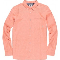 CHEMISE ELEMENT GREENE NEPS LS - FLAME