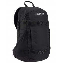 SAC BURTON DAY HIKER 25L - TRUE BLACK RIPSTOP