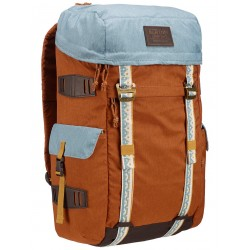 SAC BURTON ANNEX PACK 28L - CARAMEL CAFE HEATHER NA