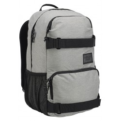 SAC BURTON TREBLE YELL 21L - GRAY HEATHER NA