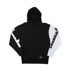 SWEAT WELCOME INVERT - BLACK WHITE