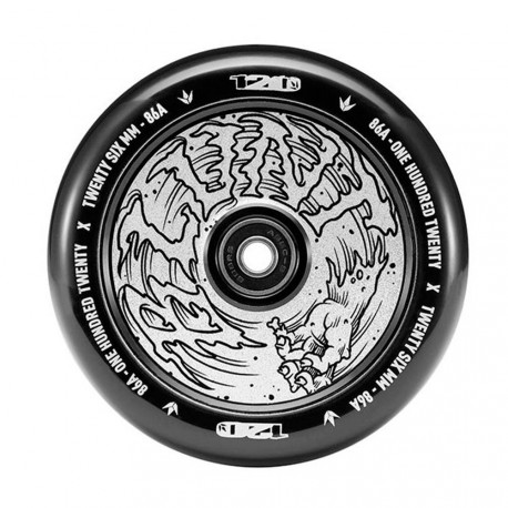 ROUES BLUNT HOLLOW 120MM HAND HOLOGRAM