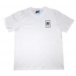 T-SHIRT SLIDEBOX X PORTALS GHOST - WHITE