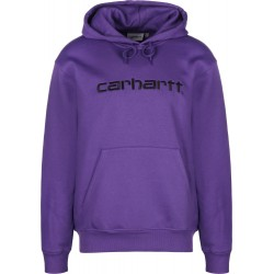 SWEAT CARHARTT WIP HOODED CARHARTT FROSTED VIOLA